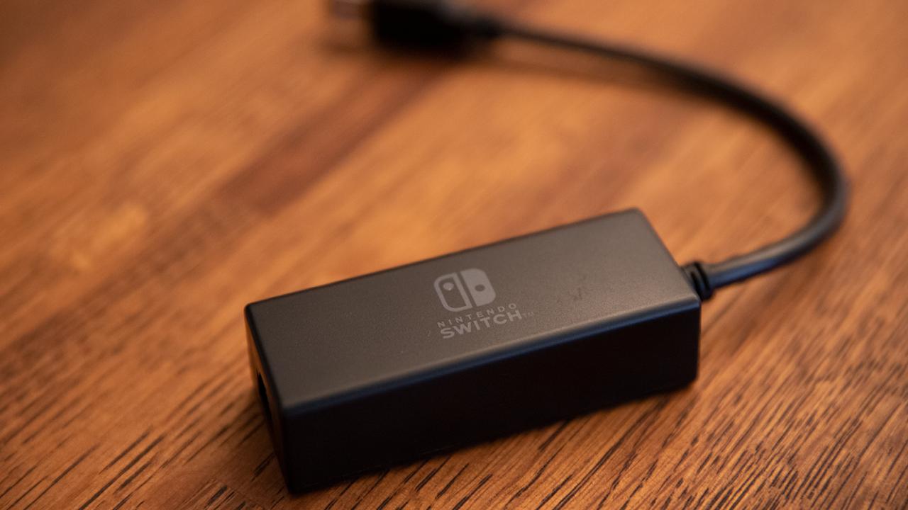 LANアダプター for Nintendo Switch