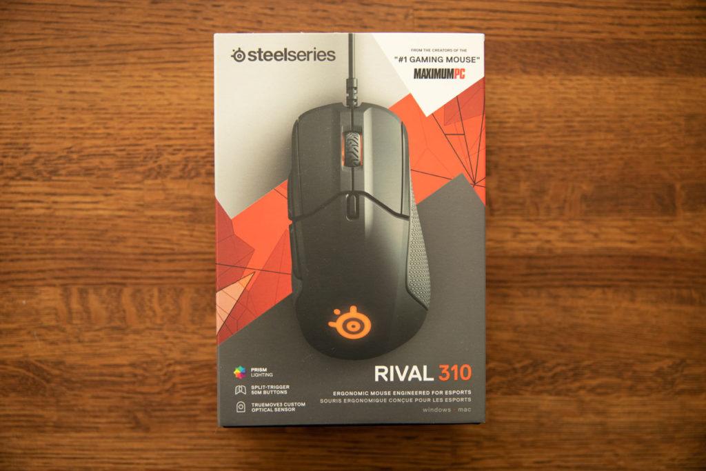 RIVAL310パッケージ表